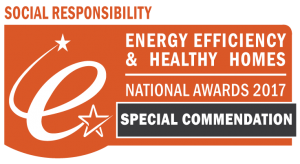 Social Responsibility Company of the year - Special Commendation
