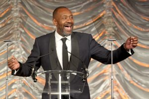 Sir Lenny Henry never fails to deliver!